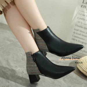 Sepatu monna vania terbaru 2020 kalimantan A563-25H4