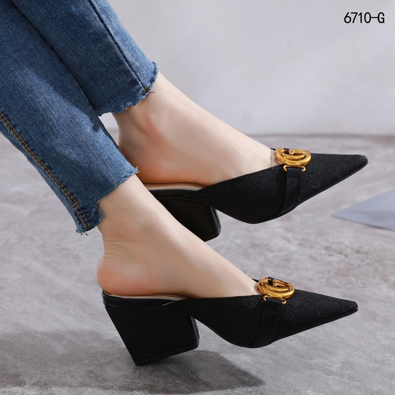 Model sepatu gucci wanita terbaru di jakarta 6710-GH4