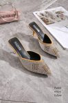 Sepatu high heels terbaru 2020 di jakarta 733-5GR