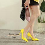 Model sepatu high heels monna vania terbaru 2020 SH44