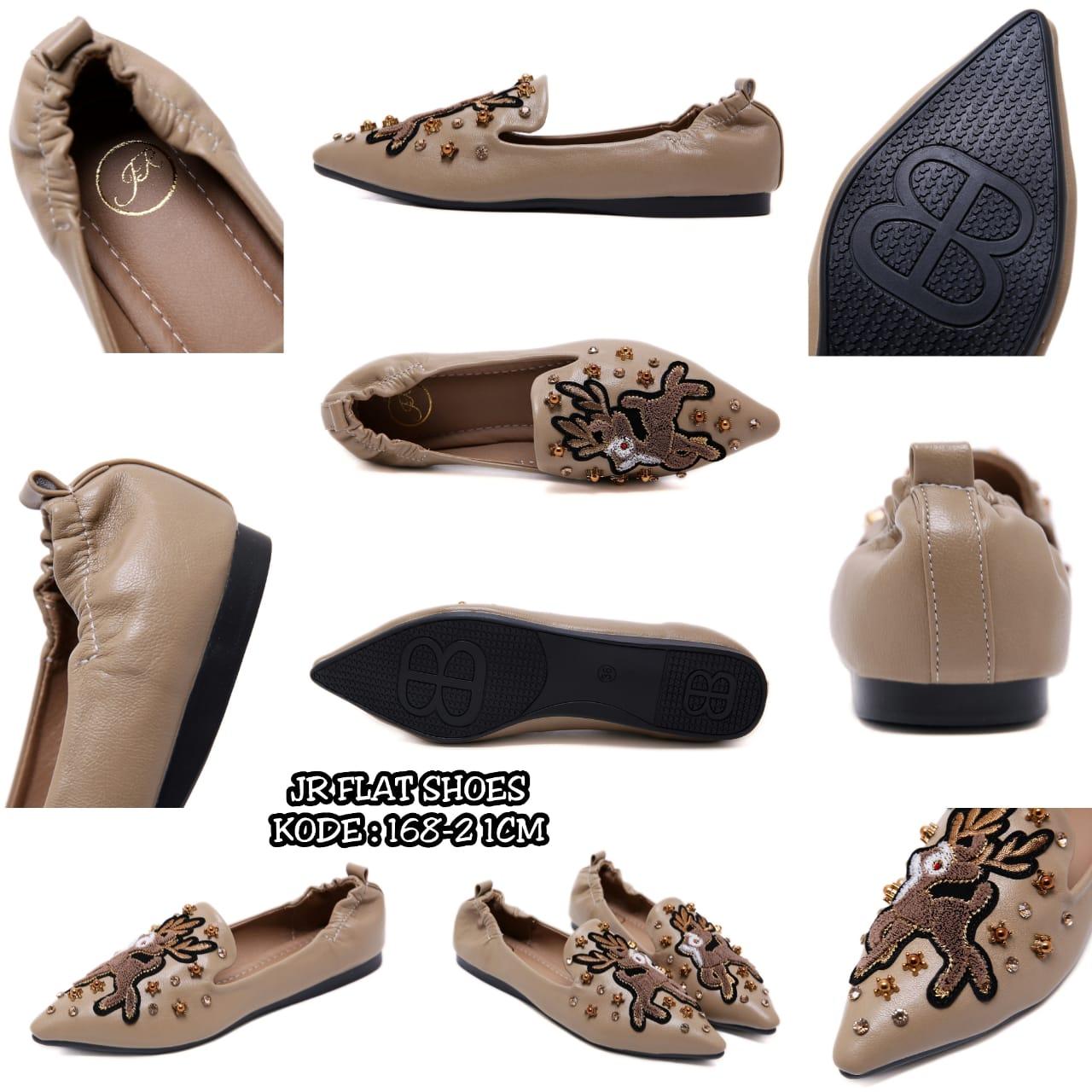 Jual sepatu ARRIVAL JR FLAT SHOES terbaru 2020 kalimantan 168-2