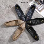 Sepatu chelsea flat shoes terbaru di indonesia 2020 568-32AF2