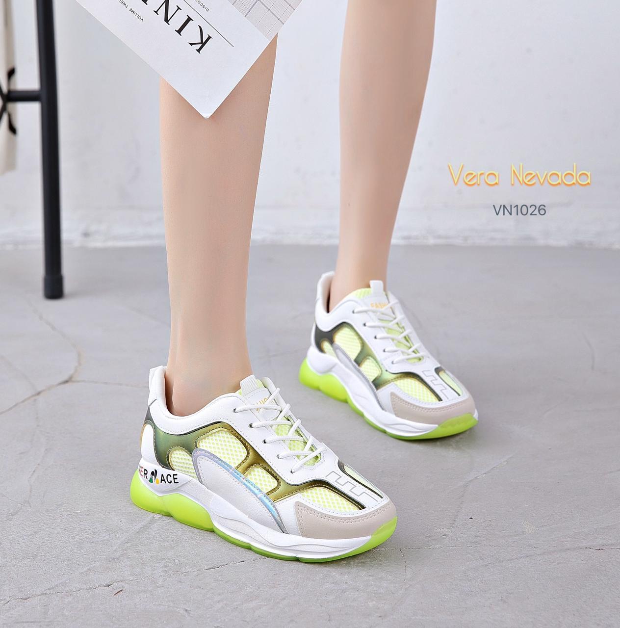 Sepatu Sneakers nevada terbaru 2020 batam VN1026