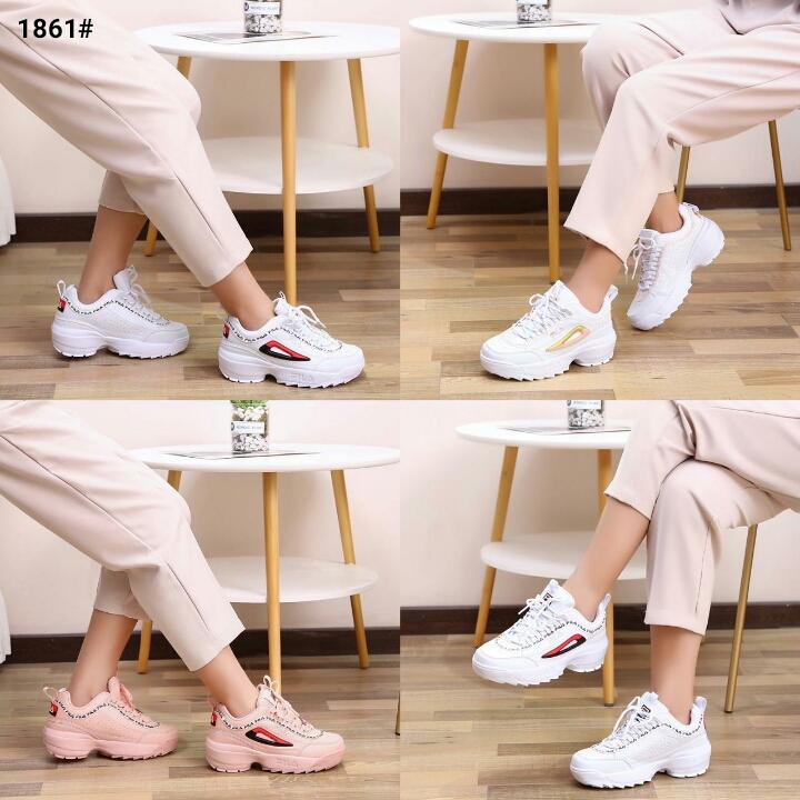 Model sepatu fila terbaru di indonesia kalimantan 805MR