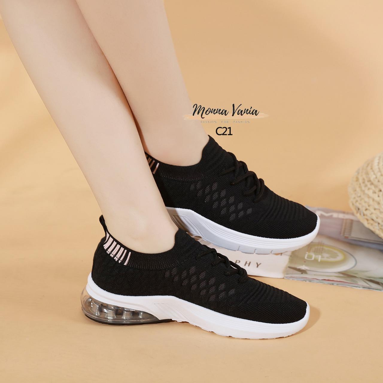 model sepatu sneakers terbaru di indonesia C21A1