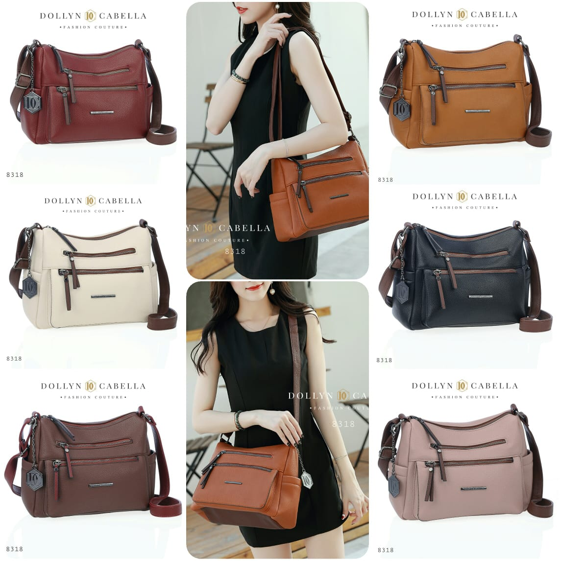 Jual tas import di kalimantan 8318MR