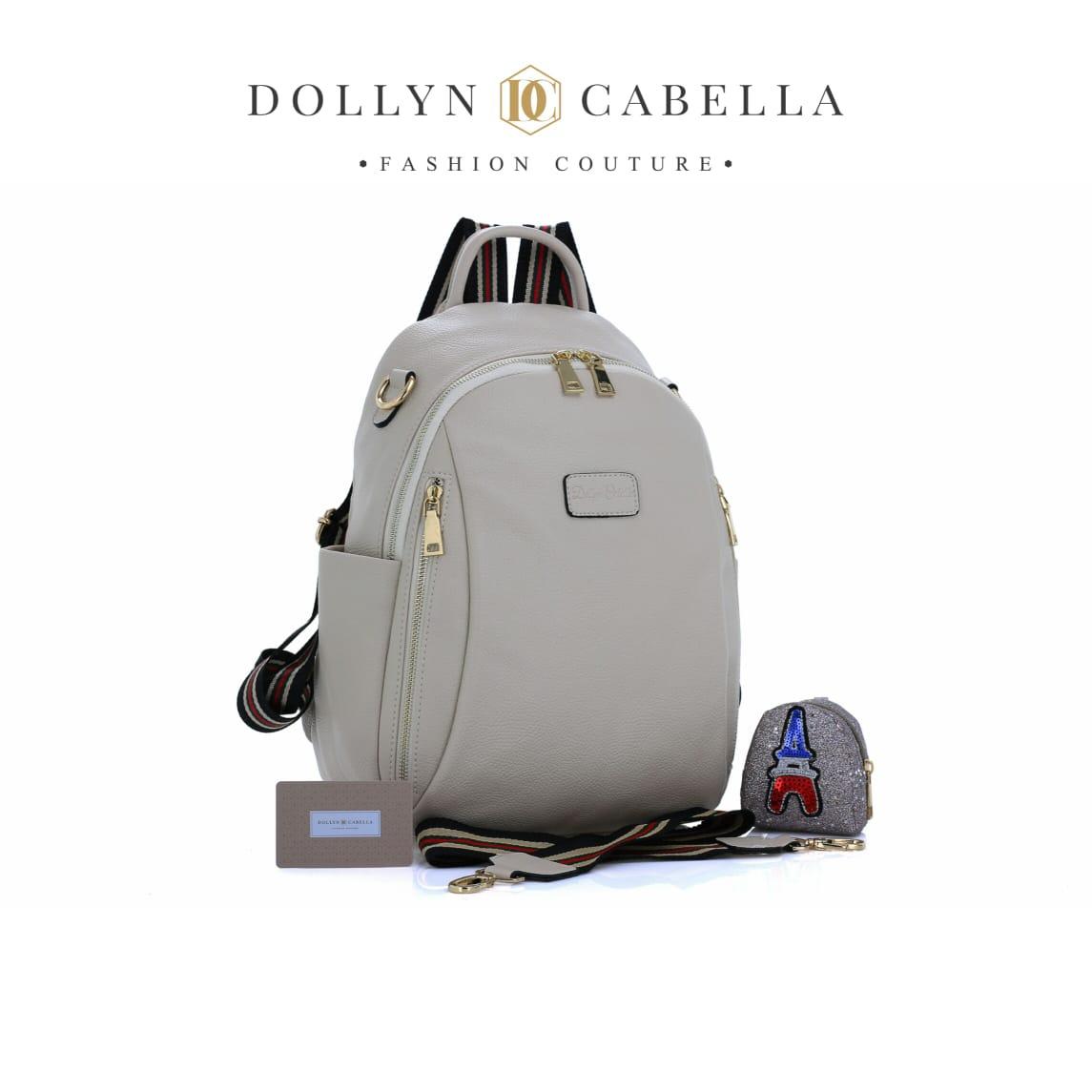 tas model ransel terbaru Dollyn Cabella Derfika  201822MR