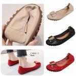 Sepatu flats shoes terbaru di indonesia jakarta 2020 8891-2JZ