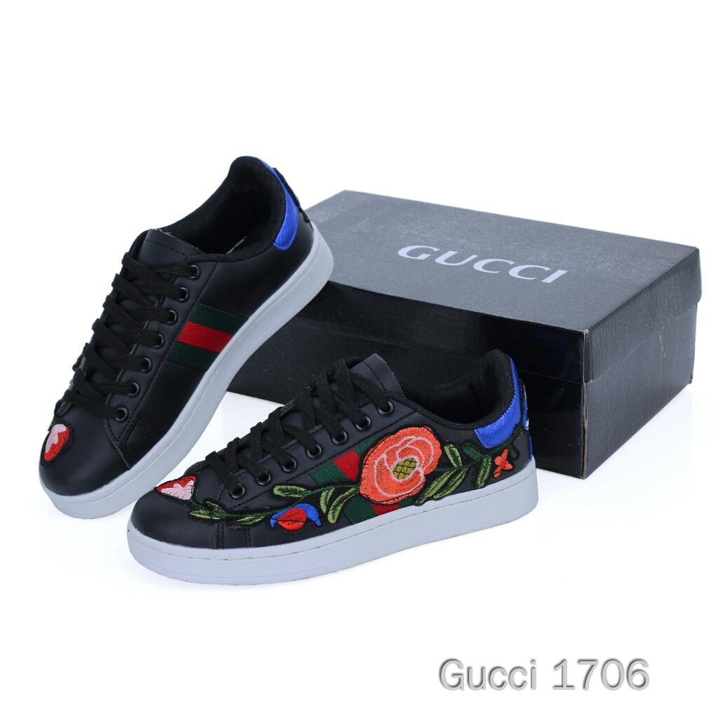 Model sepatu gucci wanita terbaru di jakarta barat 1706MR