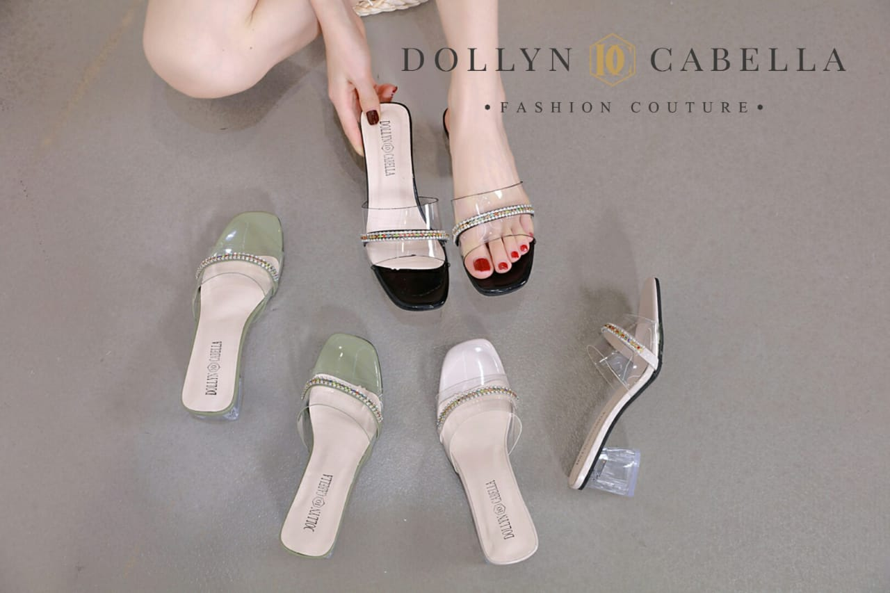 Sandal model dollyn cabella terbaru di batam 6207MR