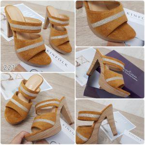 Sepatu high heels terbaru 2020 di jakarta 221CL