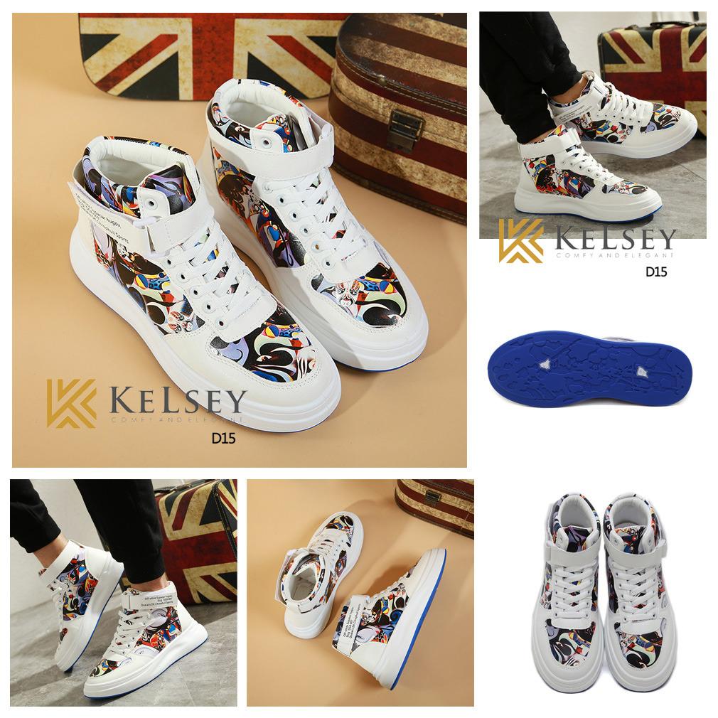 Model sepatu sneakers terbaru di indonesia D15
