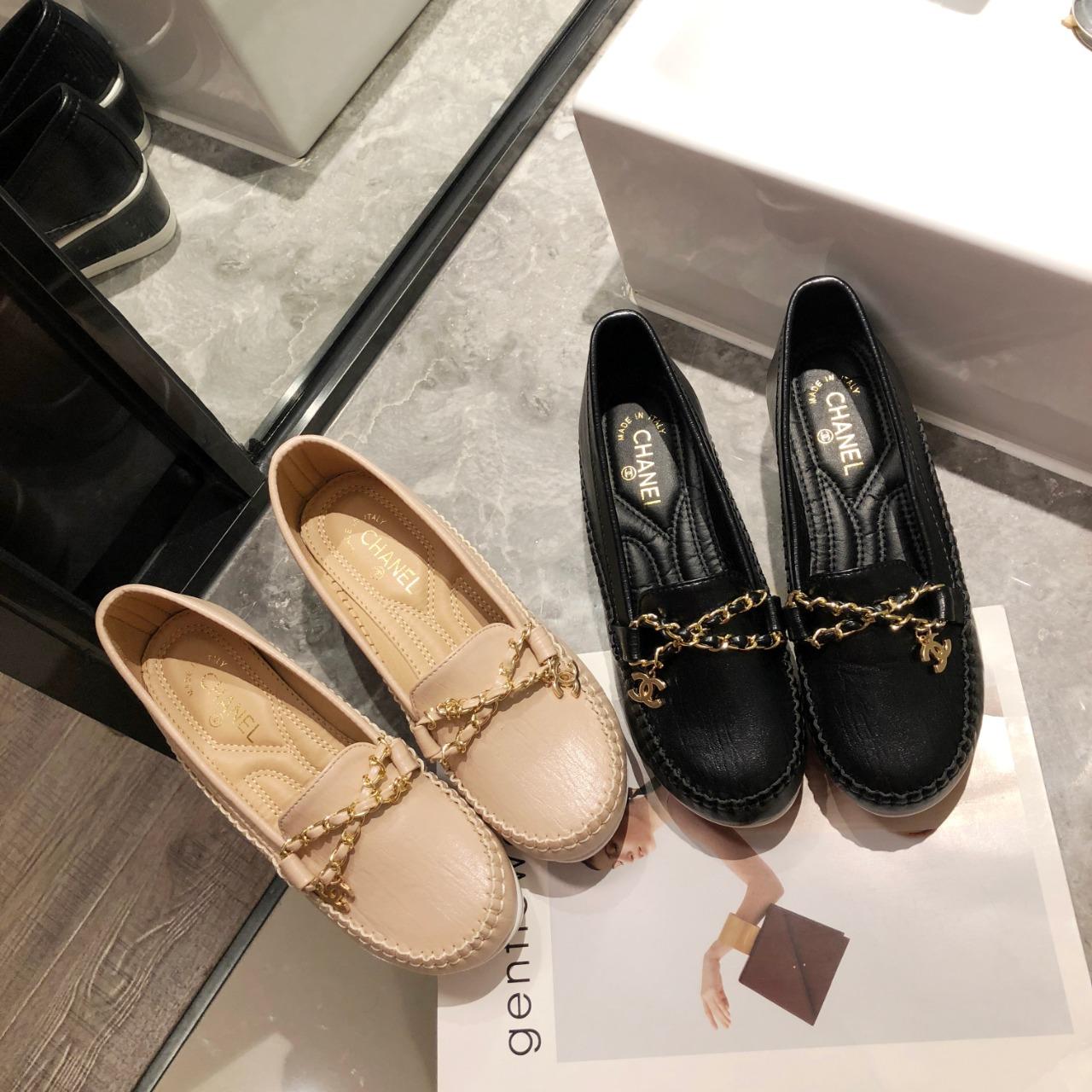 sepatu chanel wanita terbaru 2020 di indonesia 9705-5AJ