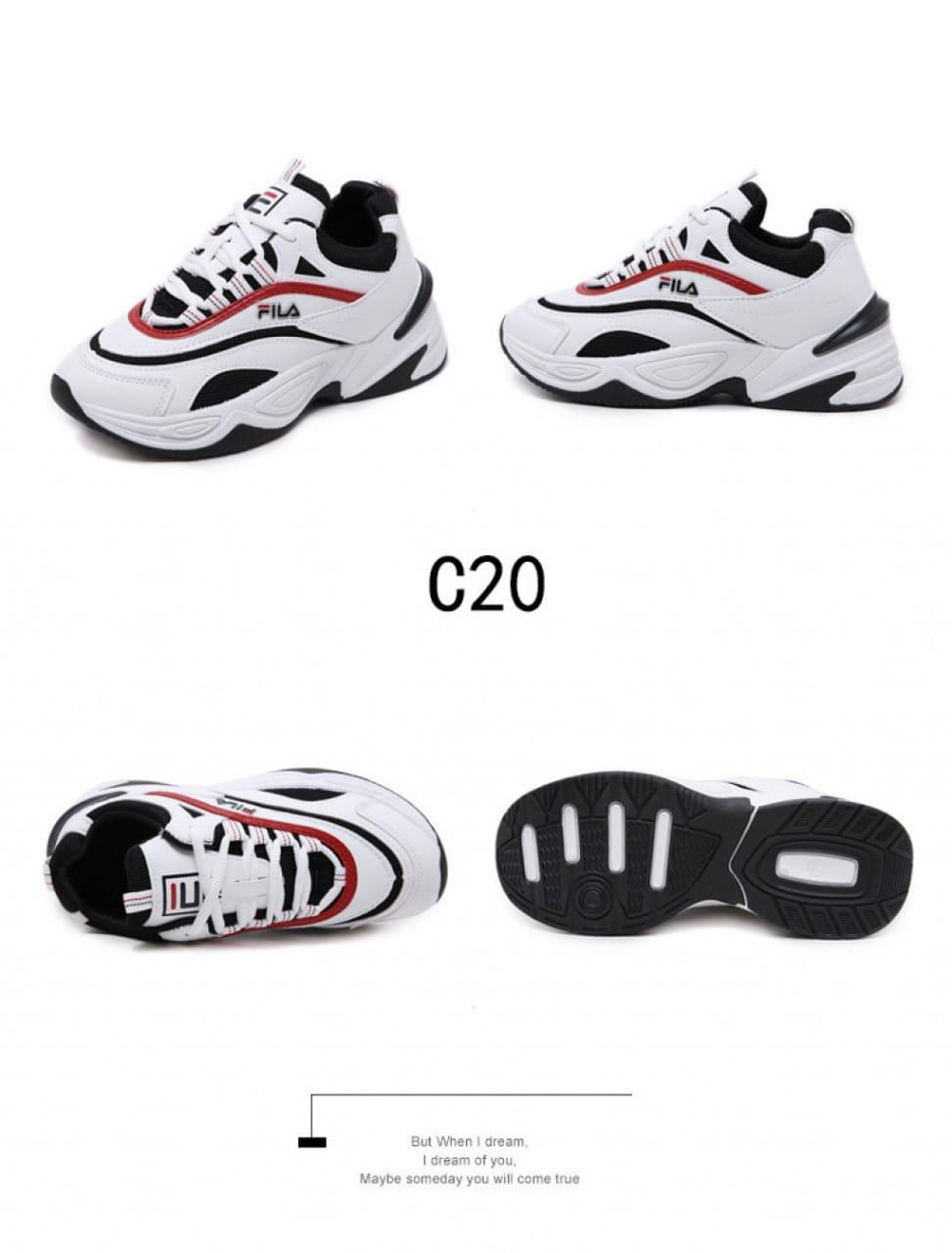 sepatu wanita fila 2020 kalimantan 8416/C20JL