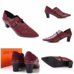 Jual sepatu heels import 2020 333-3AJZ