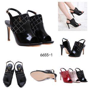 jual sepatu high heels 2020 6655-1H4