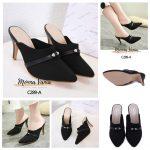 ,jual sepatu high heels 2020 C289-AH4