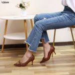 jual sepatu high heels 2020 Y2064SV