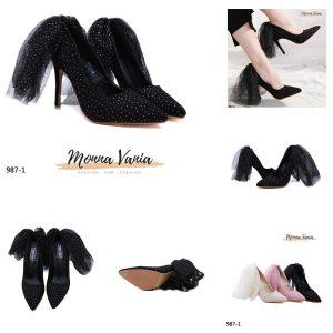 sepatu wanita import 2020 987-1A1