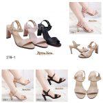 sepatu wanita import batam murah 2020278-1A1 jual sepatu hitam,jual sepatu heels import,jual sepatu hak tinggi anak