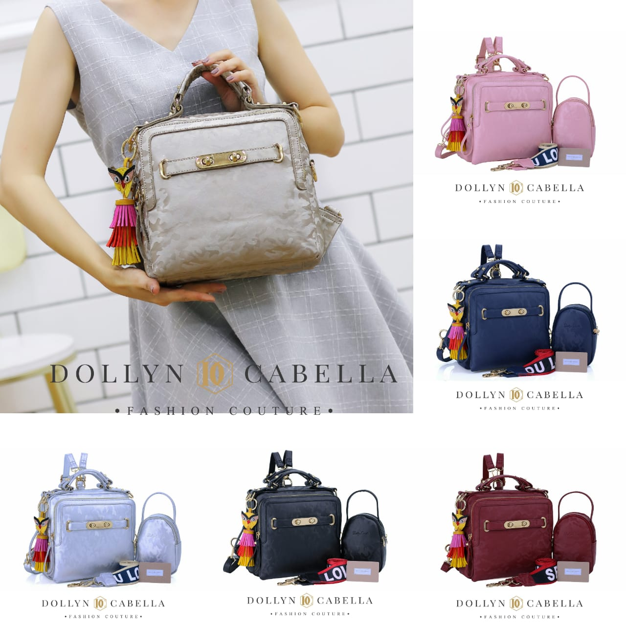 tas branded semi original 2020 876-6MR ,tas branded semi super, tas branded semi premium murah,tas branded semipremium batam