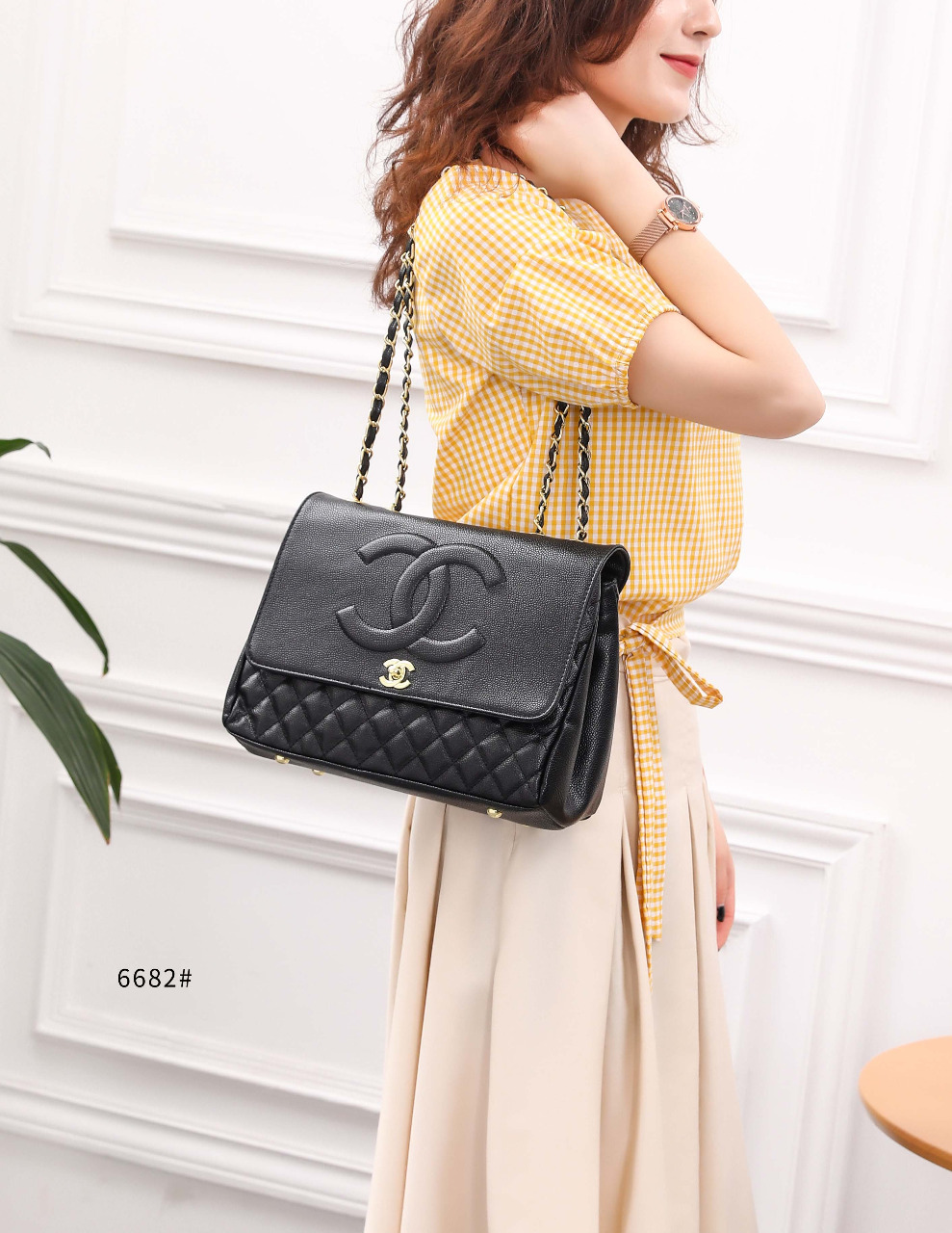 Tas wanita merk chanel terbaru, online shop tas chanel terbaru
