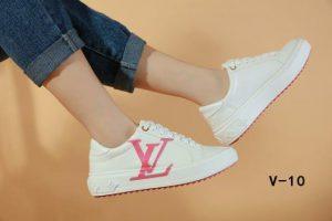 Sepatu louis vuitton sneaker murah 2020 2021 2022