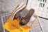 Sandal Louis Vuitton Wanita Terbaru Logo LV Heels 172-4 Semi Premium (Kode: SLV142)