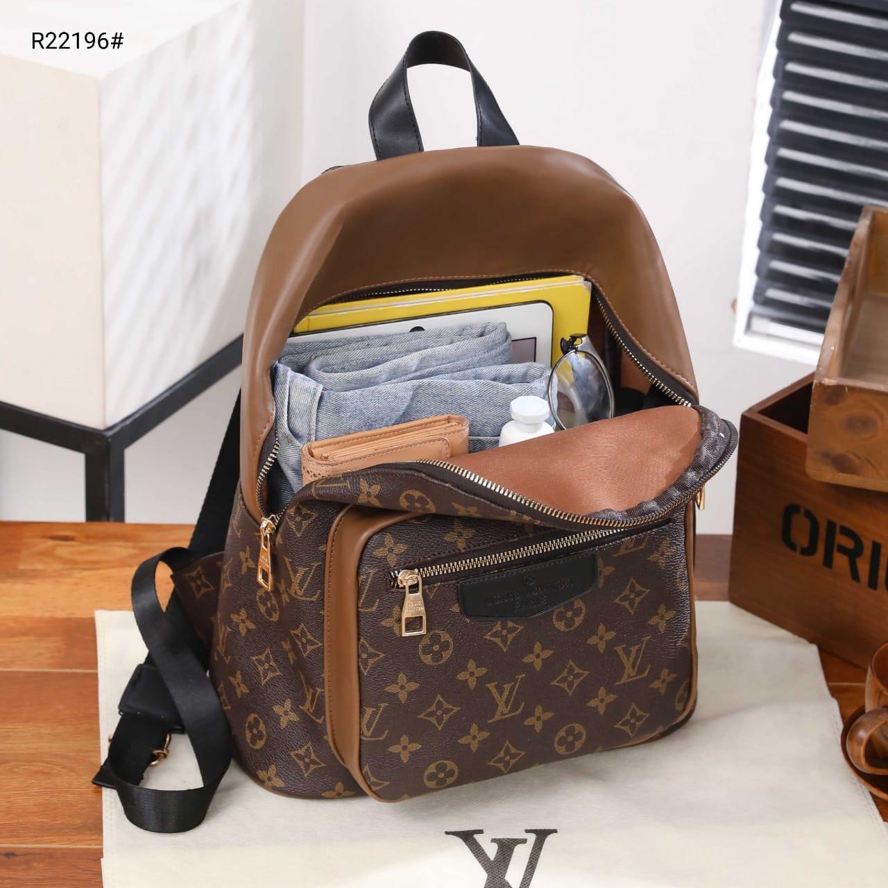 tas RANSEL Louis Vuitton TERBARU Palm Spring R22196V7