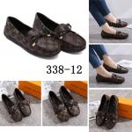 Sepatu louis vuitton wanita TERBARU MODEL KEKINIAN  338-12 Semi Premium