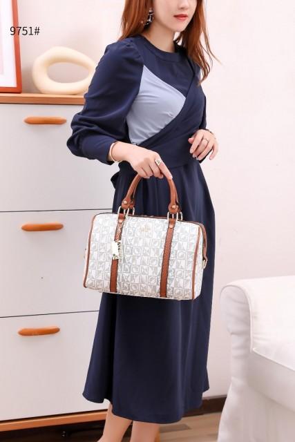 TAS BONIA BTAM TERBARU,Tas Bonia Speedy Bag 9751 New Semi Premium