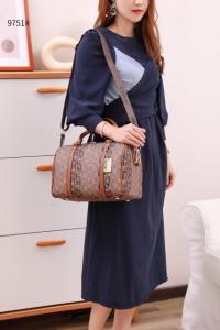 TAS BONIA BATAM TERBARU,Tas Bonia Speedy Bag 9751 New Semi Premium