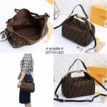 TAS FENDI batam murah model terbaru,Handbag Shoulder Bag 933689 Semi Premium