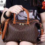 Tas Aigner Roma Handtasche  Generbtes Handbags 20260-2