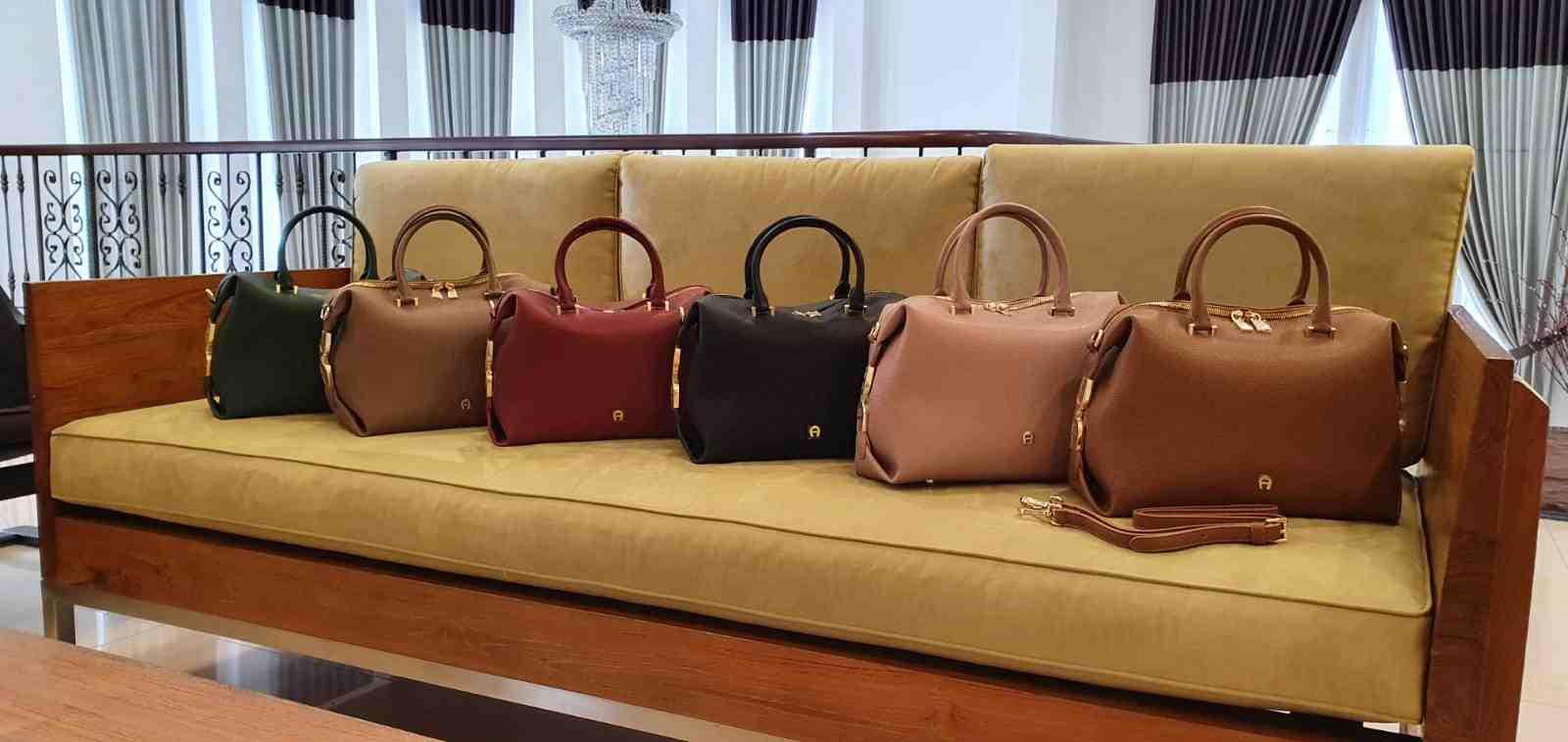 Tas Aigner Roma Terbaru 2021 2022 Handtasche Handbags 20260