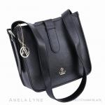 Tas Anela Lyne Ghina Satchel Bag 1337#A084 Original Brand (Kode: ANE2291)