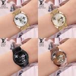 Jam tangan wanita terbaru 2021 LV 9287G branded terbaru dan terbaik