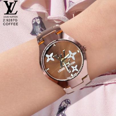 jam tangan wanita terbaru 2021 2022 2023 LV 9287G 1