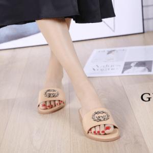 Sandal wanita selop branded kekinian,Sandal Gucci 02706 Semi Premium