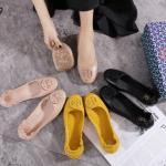 Sepatu wanita flat shoes murah,Sepatu Tory Burch Ballerina Flat 2202-19 Semi Premium