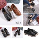 MODEL SEPATU WANITA UNTUK JALAN-JALAN, Sepatu Tory Burch Espadrille In Leather 002-D Semi Premium Kode STB100