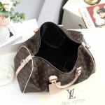 MODEL TAS LV TRAVEL BAG Tas Louis Vuitton Travel Bag 4813 Platinum kode LV1552
