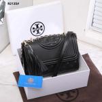 MODEL TAS SELEMPANG KECIL TERBARU,Tas Tory Burch Fleming Convertible Shoulder Bag R2135 Semi Premium Kode TRB076