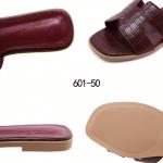 Sandal BRANDED KEKINIAN TERBARU Hermes Croco Oran Sandals #601-50 Semi Premium Kode SHE117