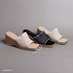 Sandal Emory BATAM TERBARU HAK TINGGI,Sandal Emory Caravinne 18EMO3836 Original Brand Kode SEM758