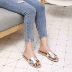 Sandal Hermes wanita TERBARU HARGA terjangkau Oran Glossy Snake Z618056 Semi Premium Kode SHE144