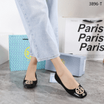 Sepatu FLAT SHOES WANITA terbaru TB Tory Burch Flat 3896 T Semi Premium Kode STB261