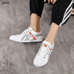 Sepatu Fashion SPORT Onitsuka Slip On Sneakers W603 Semi Premium Kode SFA1331