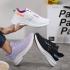 Sepatu Nike Sport Sneakers A107 Platinum Kode SNK341