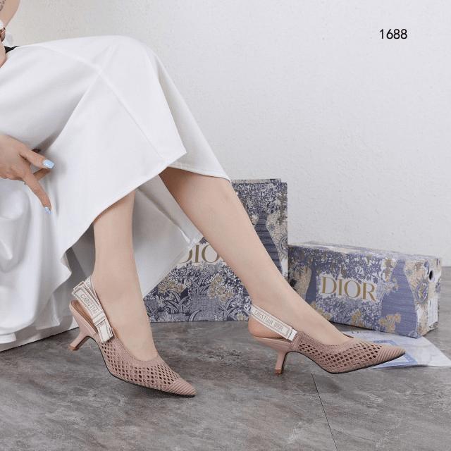Sepatu PESTA WANITA BRANDED TERBARU,Christian Dior Heels 1688 Semi Premium Kode SCD173 5